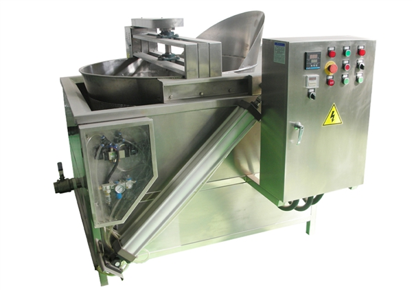 Electricity  Batch fryer